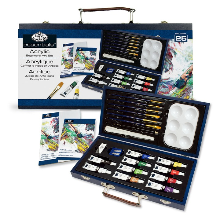 Acrylfarben-Set Royal & Langnickel