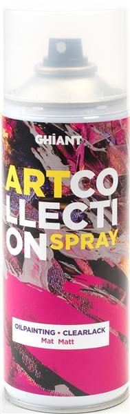 GHIANT ART COLLECTION Spray - matt - 400 ml