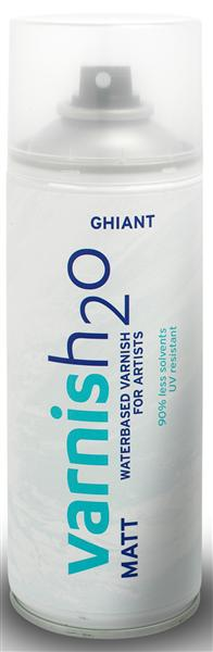 GHIANT H2O Firnis matt - 400ml
