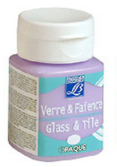 Glas- und Keramikfarbe GLASS&TYLE 50ml - opaque - Green Tea