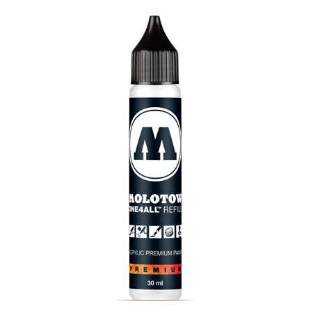 MOLOTOW™ leerer Behälter ONE4ALL - 30 ml