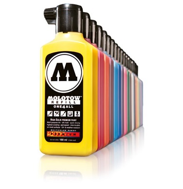 MOLOTOW™ ONE4ALL REFILL 180 ml - Farbe auswählen