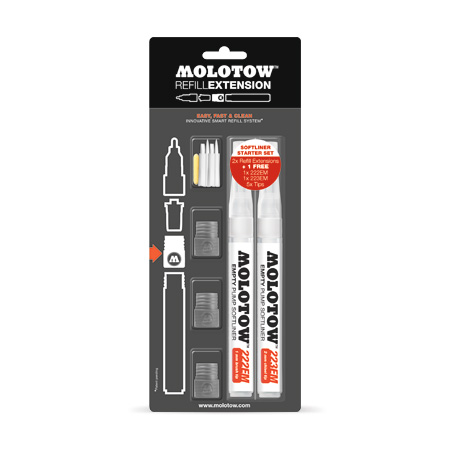 REFILL EXTENSION 111EM Starter-Set