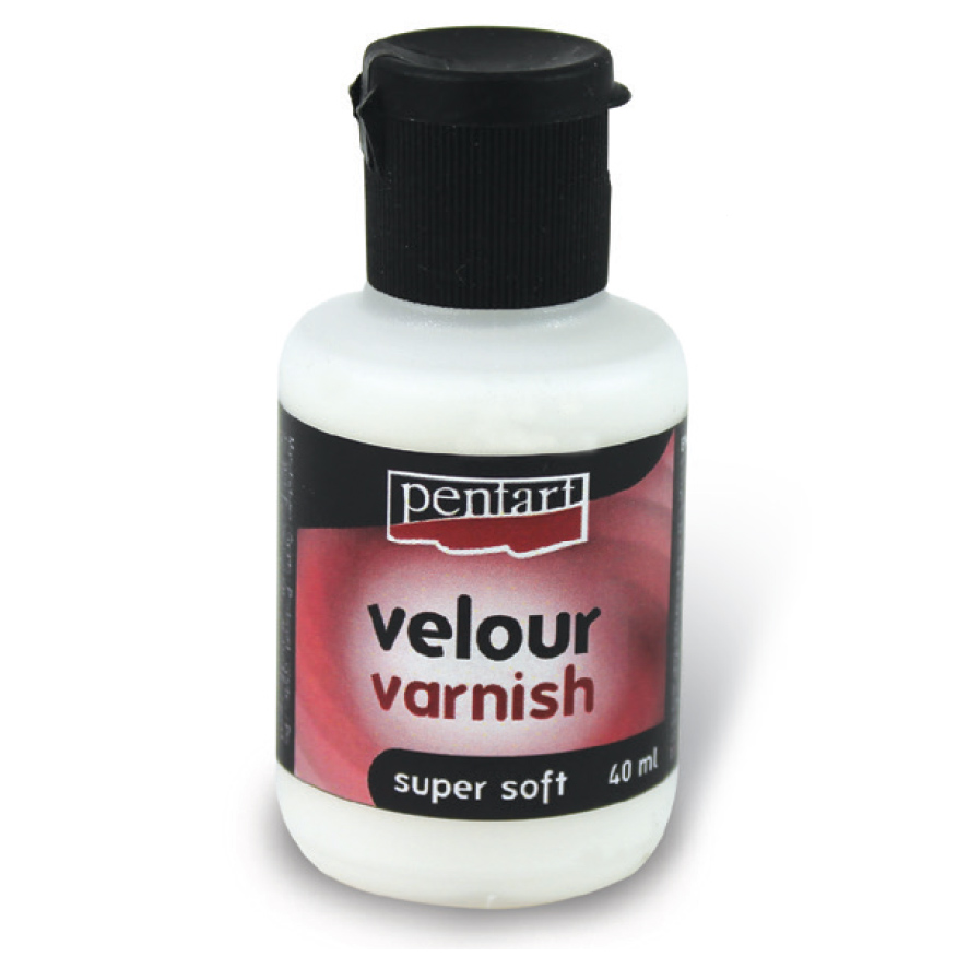 Velour-Firnis - 40 ml
